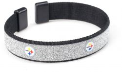 "STEELERS 1/2"" SPARKLE BRACELET"