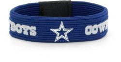 COWBOYS TEAM ELASTIC STRETCH BRACELET