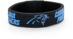 PANTHERS ELASTIC BRACELET (BLACK)