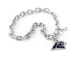 PANTHERS LOGO BRACELET