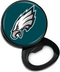 EAGLES BOTTLE OPENER MEMO CLIP MAGNET