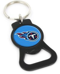 TITANS (BLACK) BOTTLE OPENER KEYCHAIN