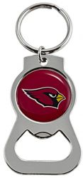 CARDINALS BOTTLE OPENER KEYCHAIN