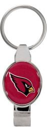 CARDINALS ARCHITECT BOTTLE/CAN OPENER KEYCHAIN