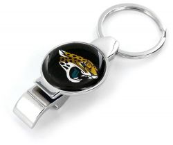 JAGUARS ARCHITECT BOTTLE/CAN OPENER KEYCHAIN