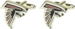 FALCONS CUTOUT CUFF LINKS WITH BOX