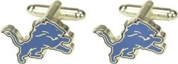 LIONS CUTOUT CUFF LINKS WITH BOX