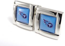 TITANS SQUARE CUFFLINKS