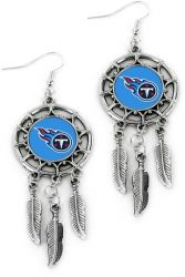 TITANS DREAM CATCHER EARRINGSD