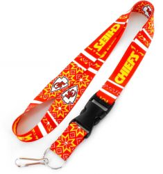 CHIEFS UGLY SWEATER LANYARD