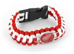 RED WINGS (RED/WHITE) PARACORD BRACELET