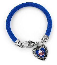 ISLANDERS (BLUE) BRAIDED BRACELET