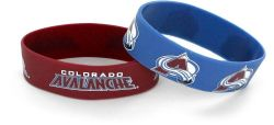 AVALANCHE WIDE WRISTBAND (2 PACK)