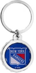 RANGERS NY BOTTLE CAP BOTTLE OPENER KEYCHAIN