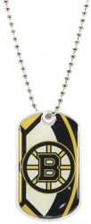 BRUINS DYNAMIC DOG TAG