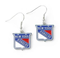 RANGERS NY DANGLER EARRINGS