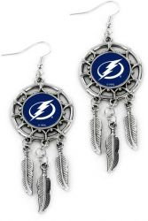 LIGHTNING DREAM CATCHER EARRINGS