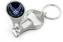 US AIR FORCE MULTI-FUNCTION KEYCHAIN