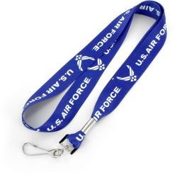 US AIR FORCE LANYARD (MADE IN USA)