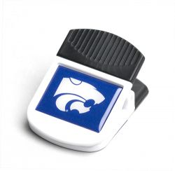 KANSAS STATE RECTANGULAR CHIP CLIP