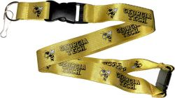 GEORGIA TECH (YELLOW) LANYARD