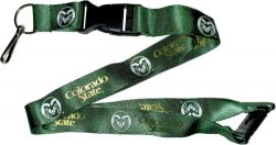 COLORADO STATE (GREEN) LANYARD
