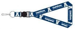 UTAH STATE (BLUE) TEAM LANYARD