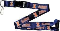 ILLINOIS (BLUE) LANYARD