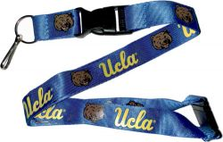 UCLA (BLUE) LANYARD
