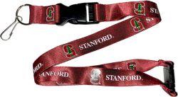 STANFORD (RED) LANYARD