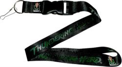 MARSHALL (BLACK) LANYARD