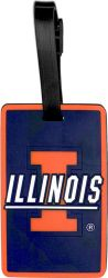 ILLINOIS SCHOOL SOFT BAG TAG