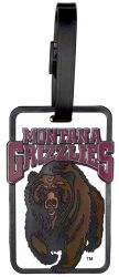 MONTANA SCHOOL SOFT BAG TAG