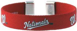 """NATIONALS 1/2"""" RIBBON BRACELET"""