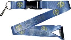 NUGGETS (BLUE) TEAM LANYARD